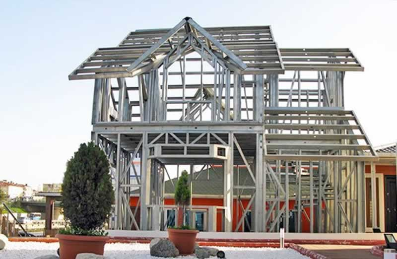 The Benefits of Building a Steel-Framed House