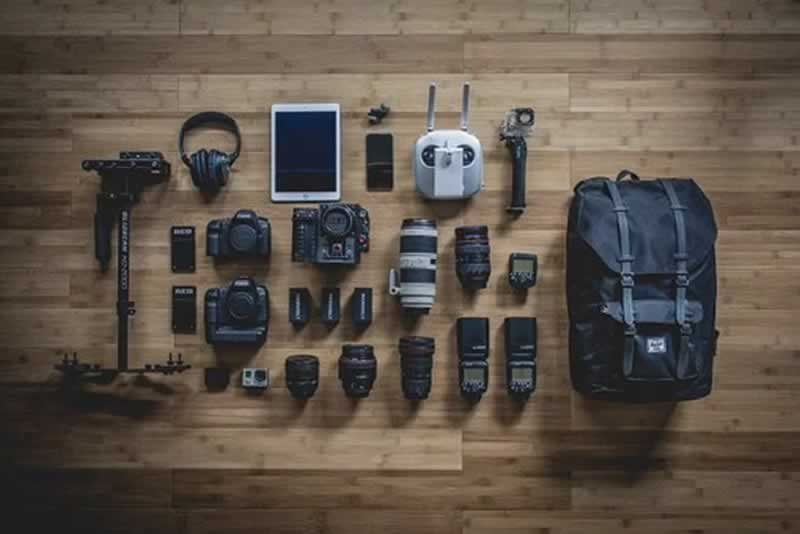 The Ultimate Guide to Studio Photography - equipment