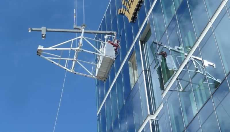 The Wonders of Glass Installation and Replacement on a High Rise Building