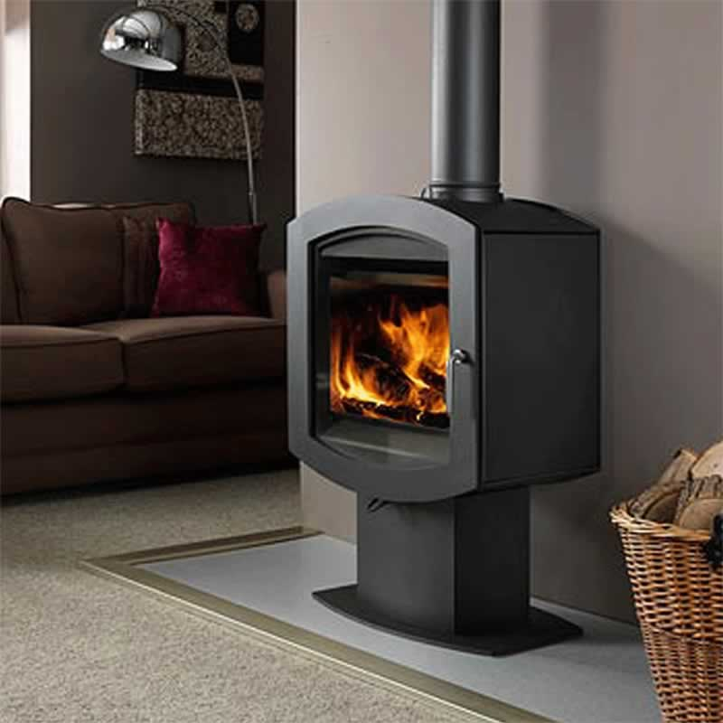 Things to Consider Before Buying Log Burning Stoves - modern stove