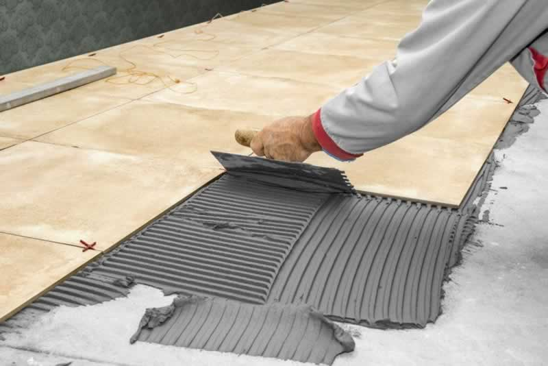 Tips To Install Tile Like A Professional - laying tiles
