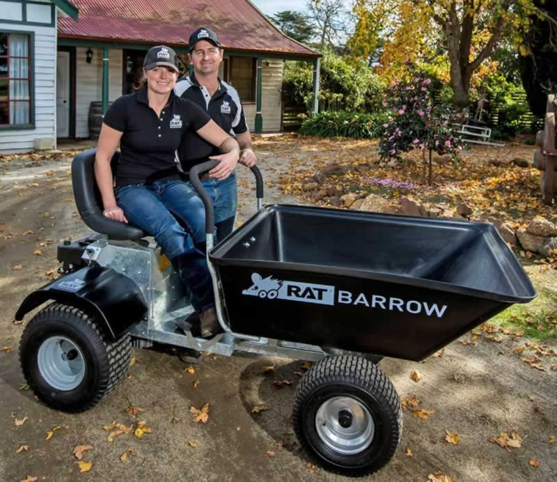 Types of Batteries for Motorized Wheelbarrows - motorized wheelbarrow