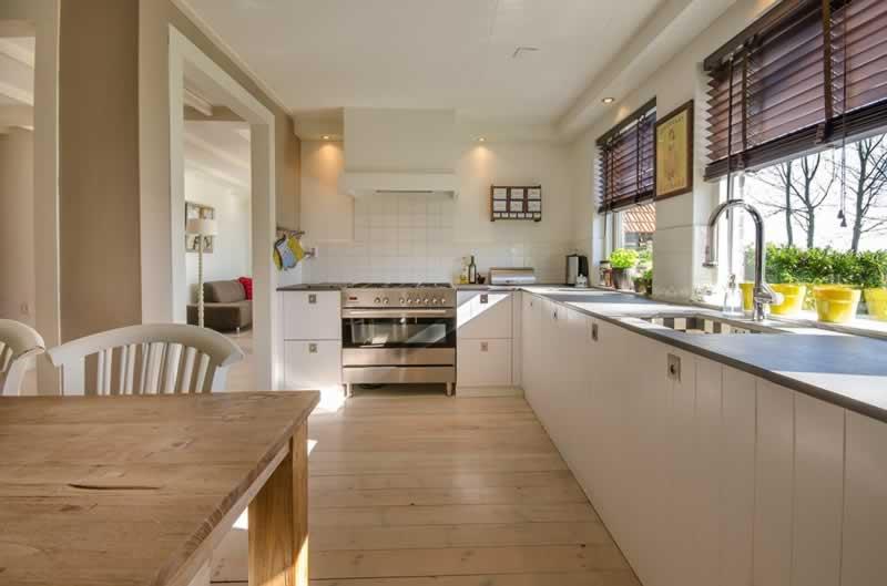 Ways to Make Wooden Flooring Last Longer - kitchen floor