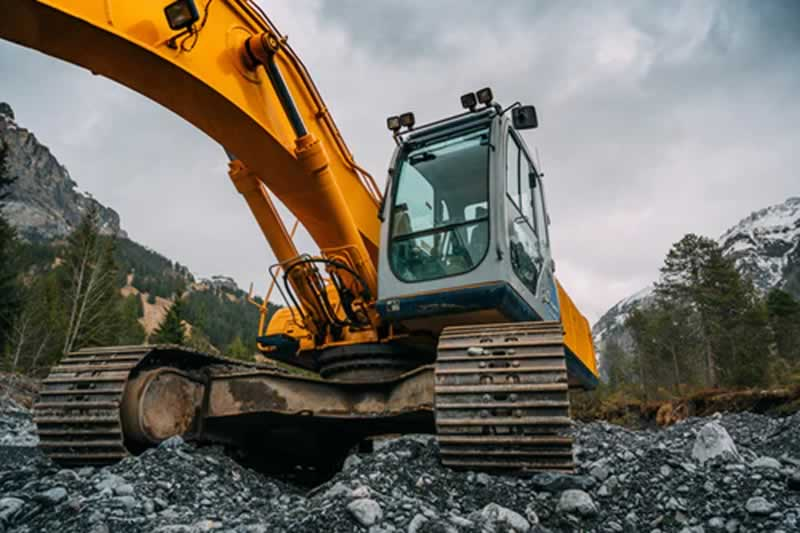 What Size Digger Should I Hire For My Self Build