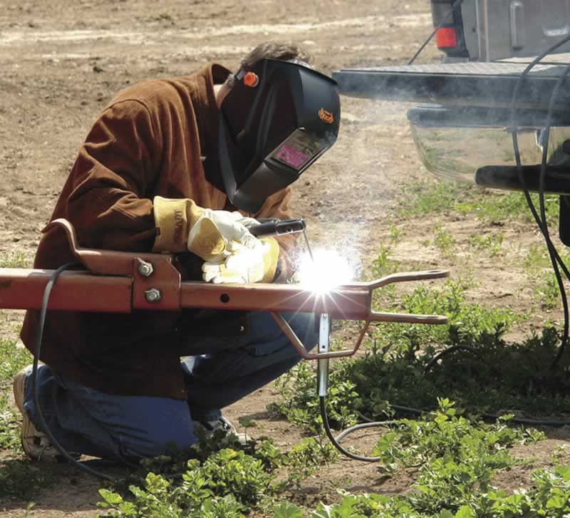 What Type of Welder a Beginner Need for Farm Use - welding