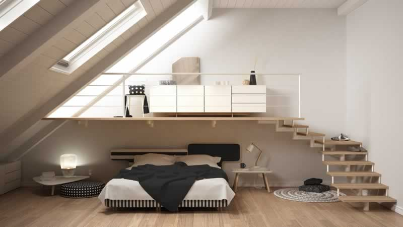 What are the Best Home Improvements for your House - loft
