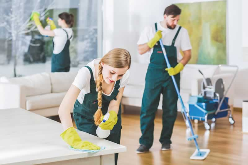 Why Hiring A Maid Service Can Be The Best Splurge For Homeowners - cleaners
