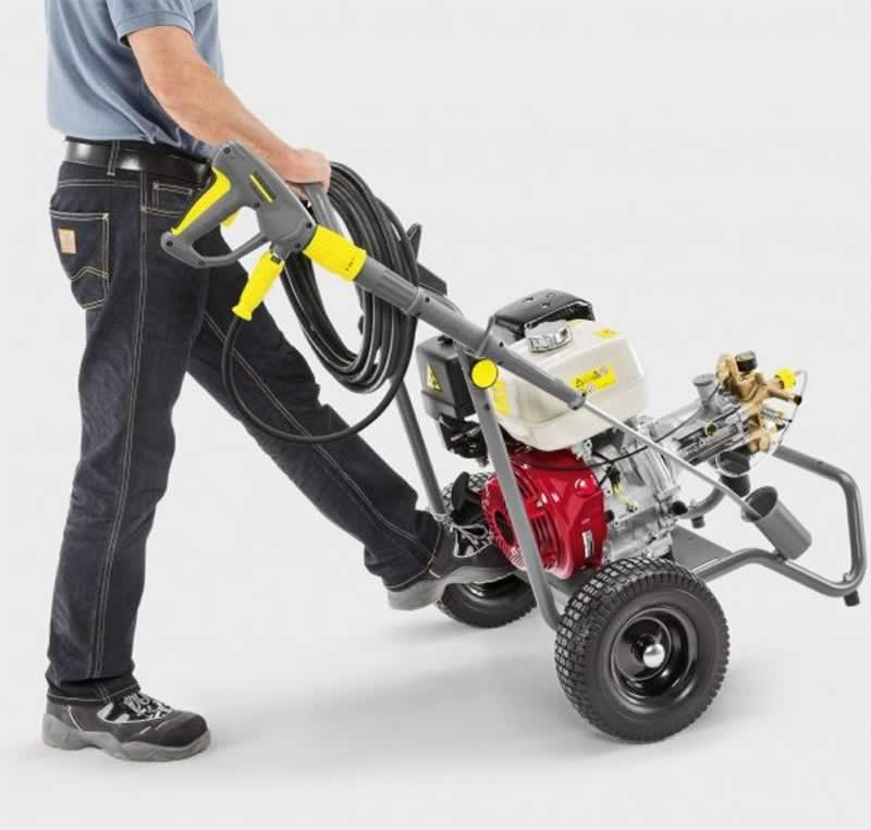 Why Should You Buy A Petrol Pressure Washer - petrol pressure washer