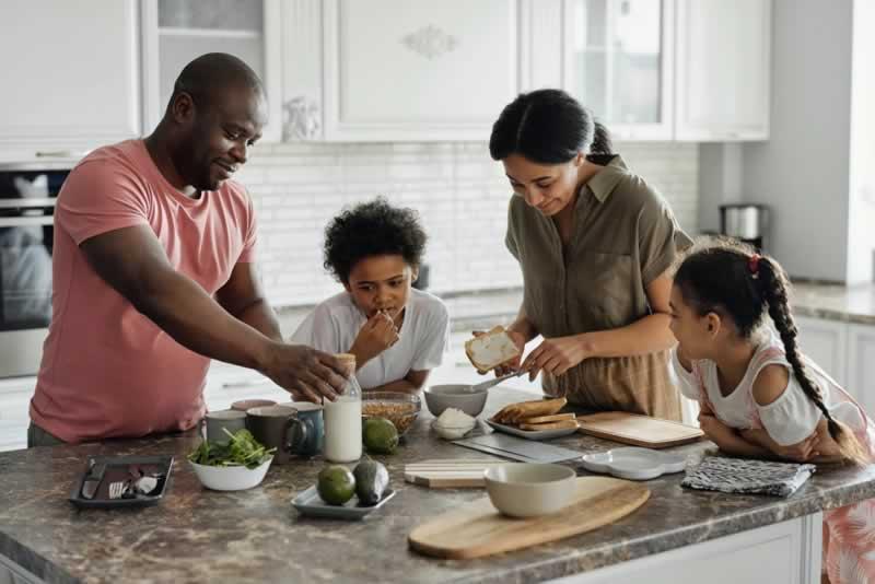 Your Dream Kitchen Checklist