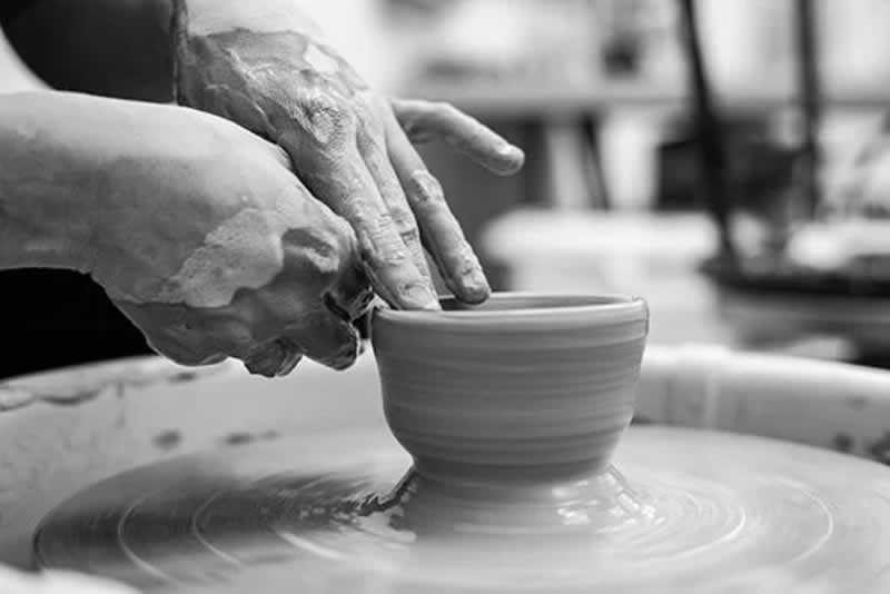 6 Beginner-Friendly Handcrafting Project Ideas - pottery