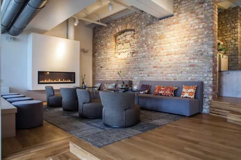 A Guide to Revitalizing Your Living Room Walls - old bricks