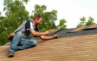 Can I repair or replace my roof myself - replacing