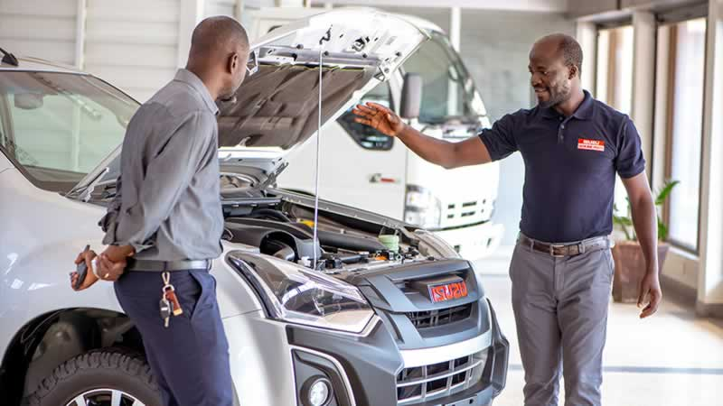 Can I take my car to a different dealership for warranty service - warranty service