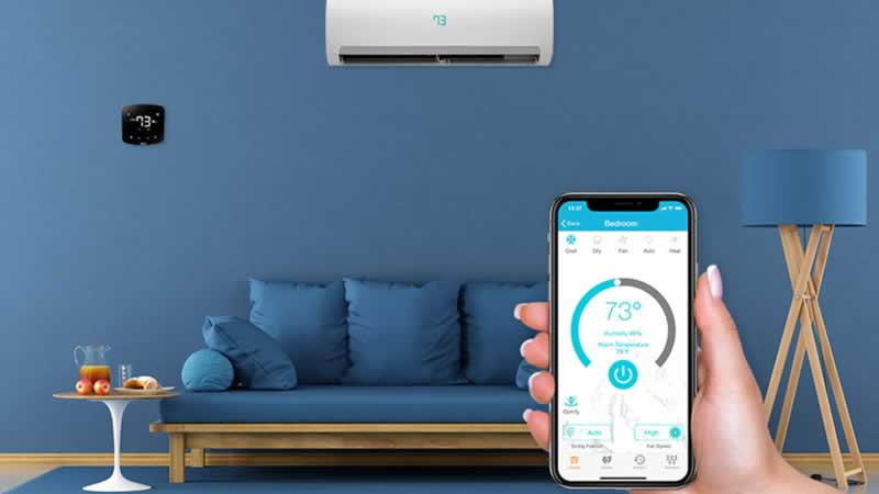 How Much Will a New AC Cost - ac control