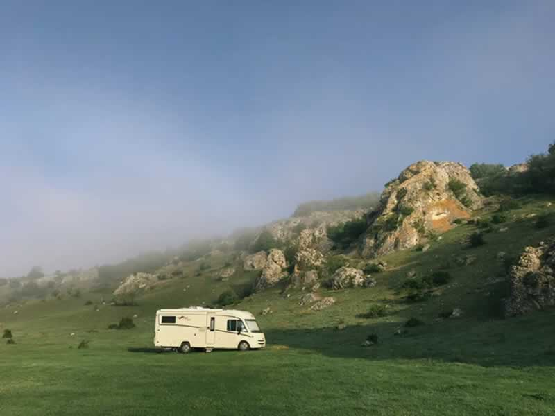 How to Prepare Your Camper Van for a Long Trip - camper