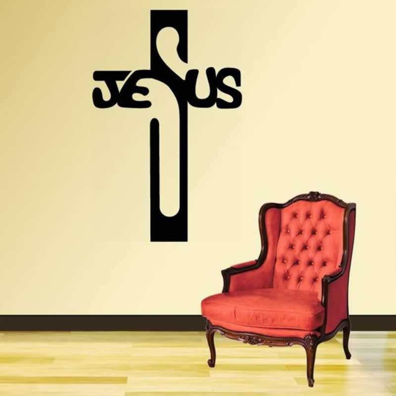 Simple Decorating Ideas for Religious Individuals - sticker