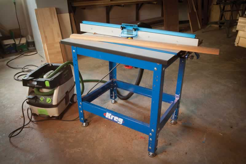 The Best Kreg Precision Router Tables