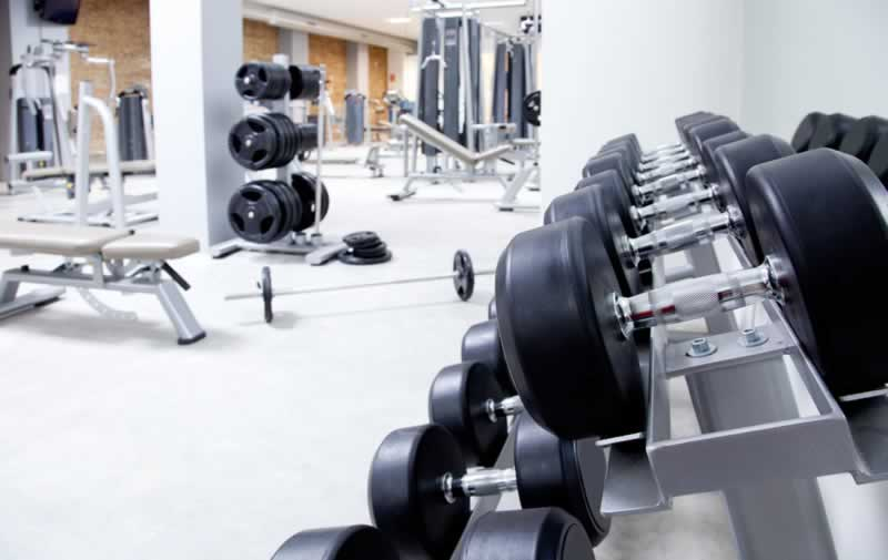 The Future of Wall and Ceiling Paneling - gym