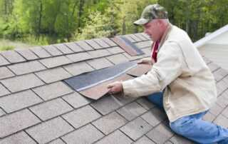 The Most Common Roofing Problems and How to Fix Them - repairing