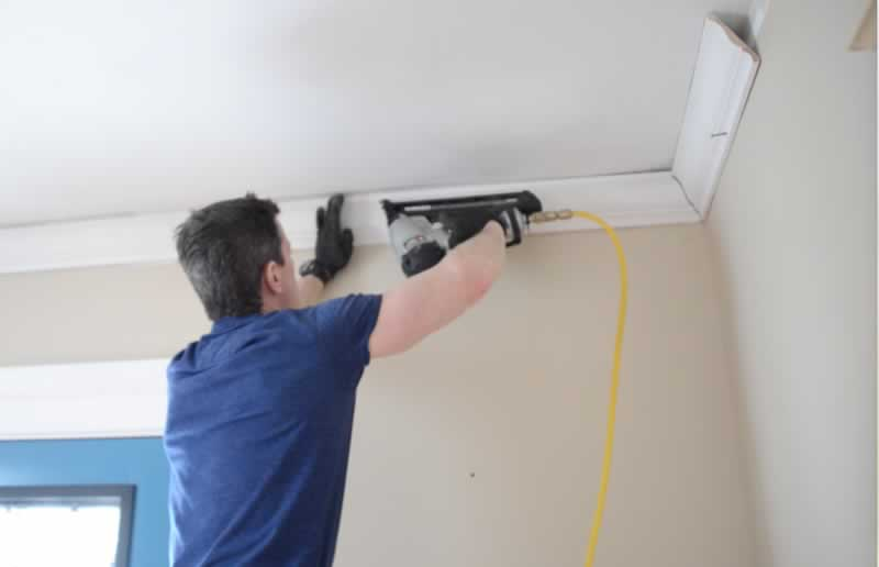 Tools Needed for Trim Work - crown molding