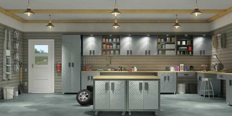 Top Tips for Renovating a Garage - renovated garage