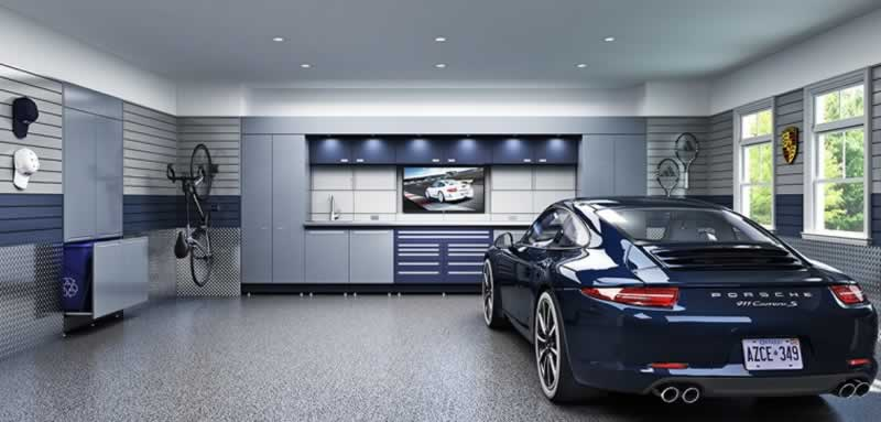 Top Tips for Renovating a Garage