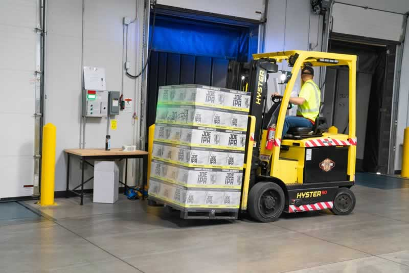 What is Self Storage and Why You Might Need One - forklift