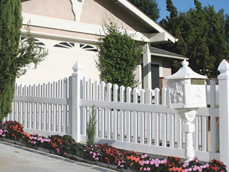 When is the best time to buy a fence - picket fence