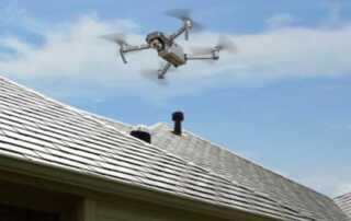 Why a Colorado Roofing Company Uses Drones for Damage Detection - drone