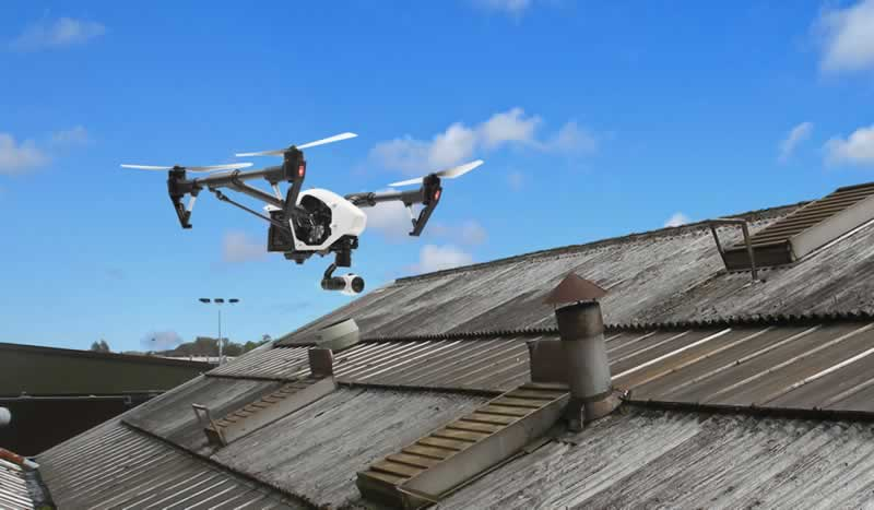 Why a Colorado Roofing Company Uses Drones for Damage Detection