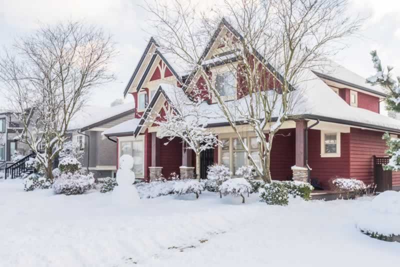 3 Ways to Winterize Your Home - winter