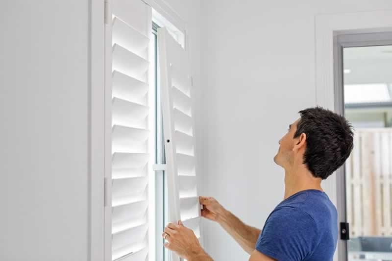 4 Home Improvement Hacks that Just About Anyone Can Tackle Today - shutters