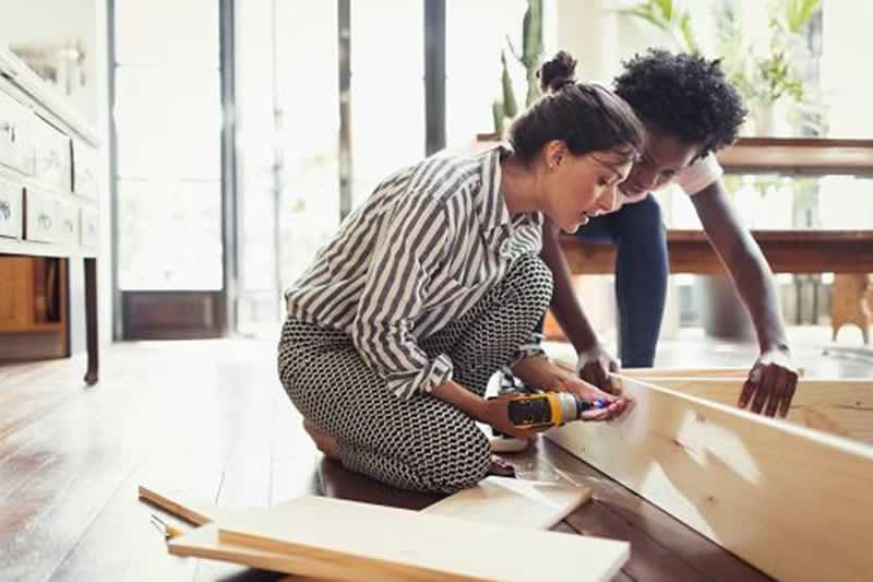 4 Home Improvement Hacks that Just About Anyone Can Tackle Today