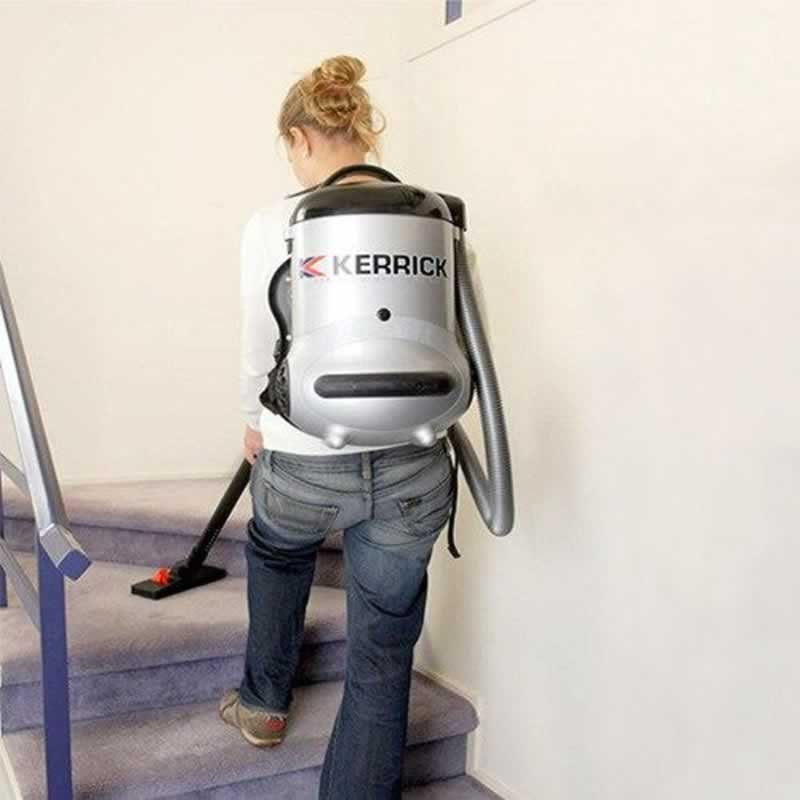 5 Benefits of Using Backpack Vacuums for Cleaning Big Houses - backpack vacuum