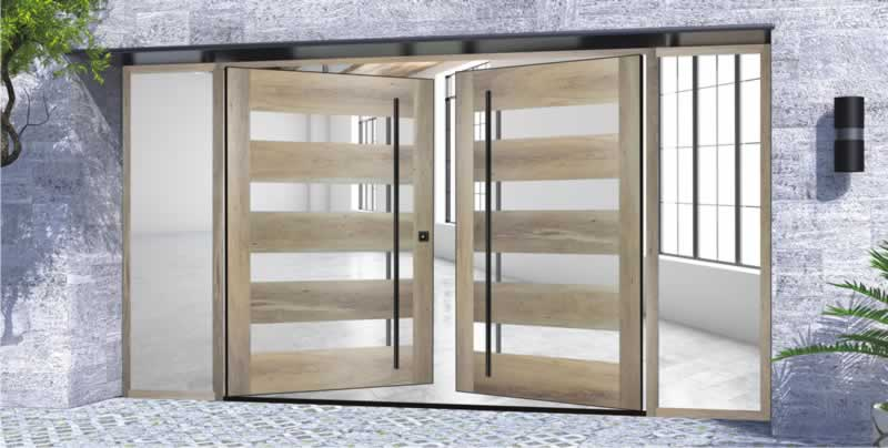 5 Factors to Check When Choosing Modern Front Entry Doors - modern doors