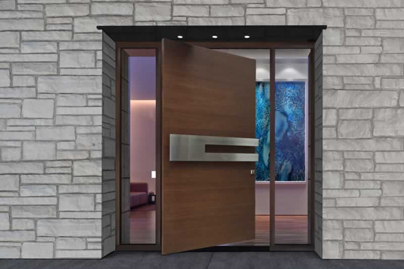 5 Factors to Check When Choosing Modern Front Entry Doors