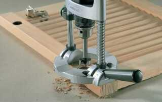 5 Simple Steps to Drill Long Straight Holes in Wood- jig