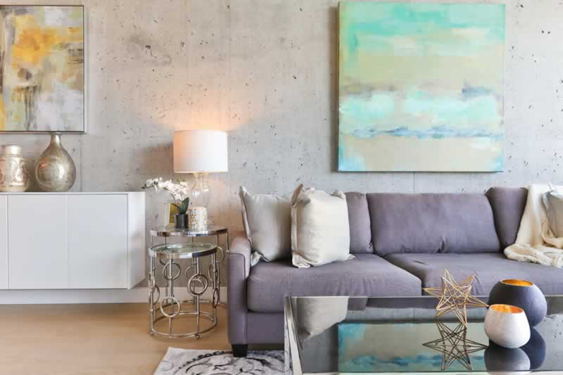 5 Ways to Personalize Your Apartment to Fit Your Style - living room