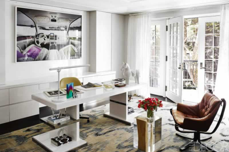 5 space maximizing tips for home office - amazing home office