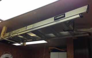 6 Essential Tools for Your Garage Door Installation - ladder