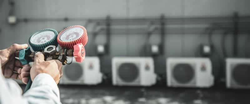 6 Things To Consider Before Installing An HVAC System- measuring