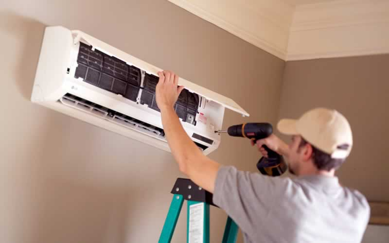 7 Steps to Finding the Right Mini Split AC Installer - indoor unit