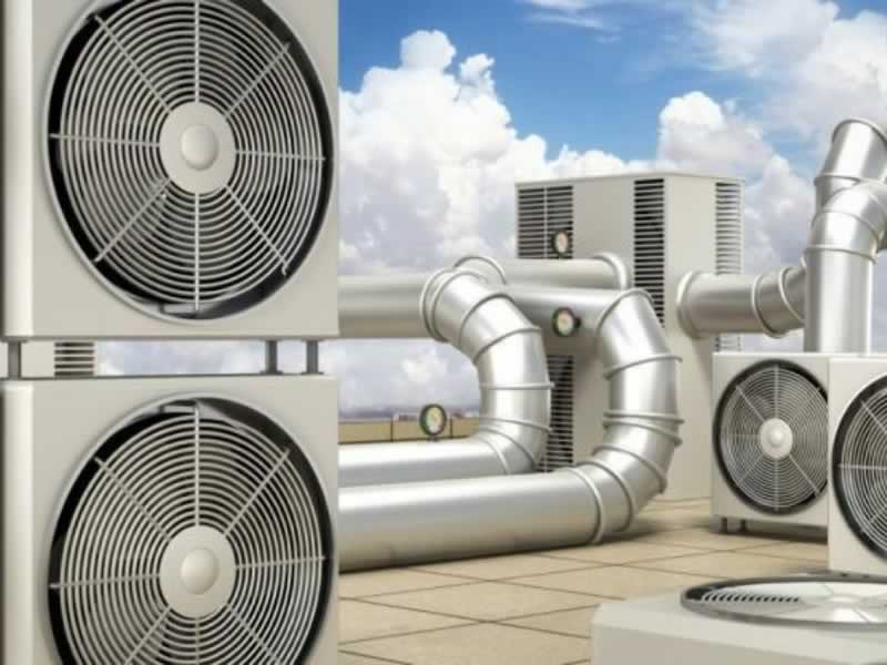 Application Of Air Conditioning In A Variety Of Industries