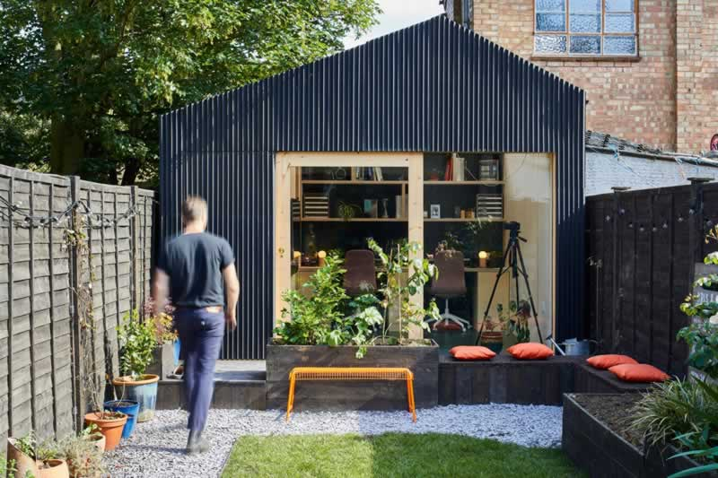 Benefits Of Garden Rooms For Home Office - garden office