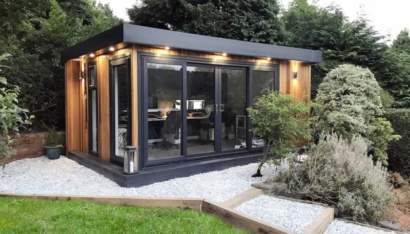 Benefits Of Garden Rooms For Home Office
