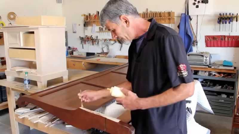 DIY Furniture Repairs - repairing furniture