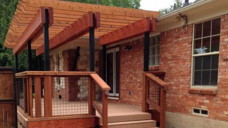 Design Ideas to Spruce Up Your Outdoor Space - porch