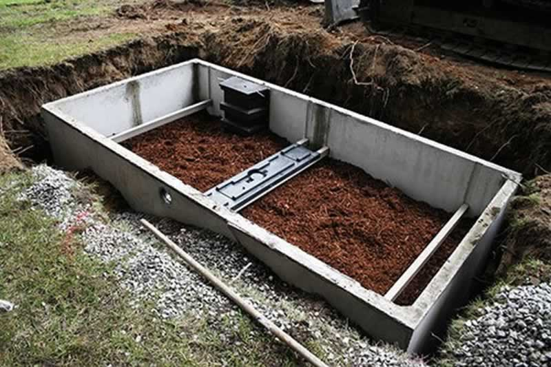 Difference Between Plastic And Concrete Septic Tanks - concrete septic tank