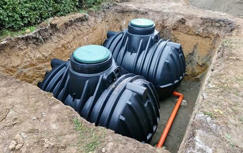 Difference Between Plastic And Concrete Septic Tanks