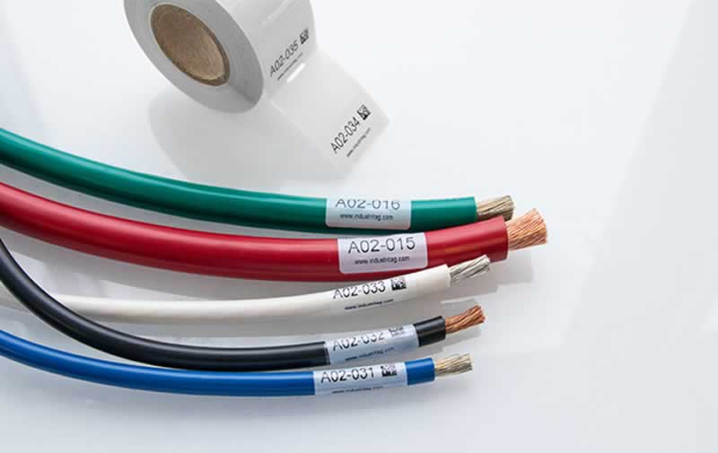 Electrical Wire Labels at a Glance - labels